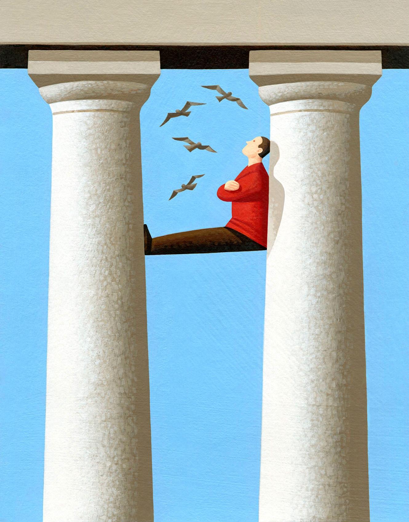 Illustration Adam Niklewicz Chr - illustrationzone   ello