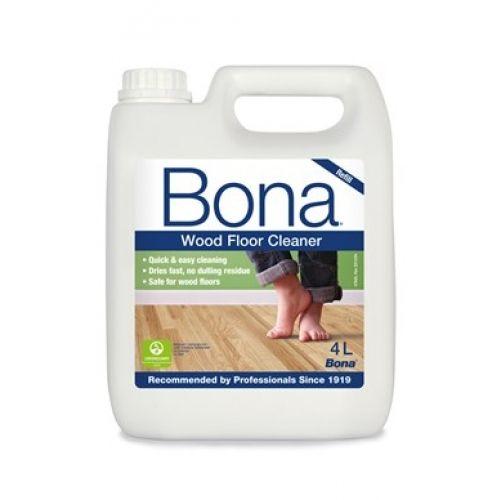 Bona Wood Floor Cleaner 4L Refi - bonaireland   ello