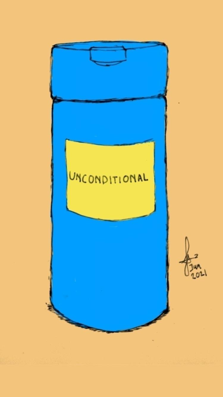 Unconditional (June 2021) / [fz - ferdiz   ello