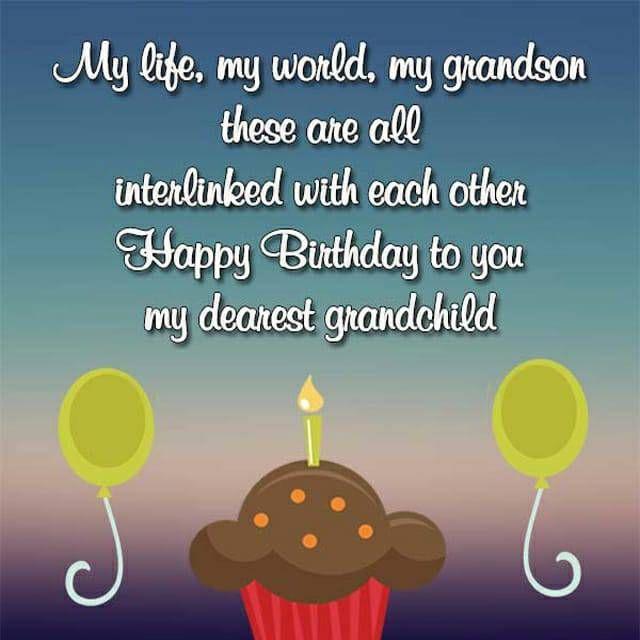 Explain grandson keen birthday  - max001 | ello