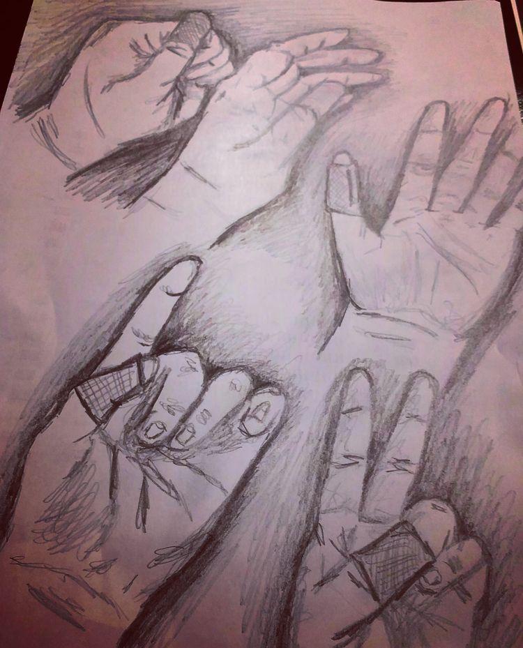 Life Drawing quick life drawing - ruthohaganartist | ello