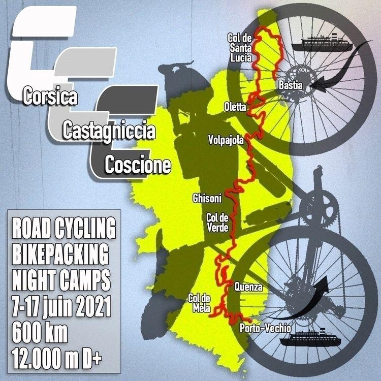 Corsica, road, time. hope route - gekopaca   ello