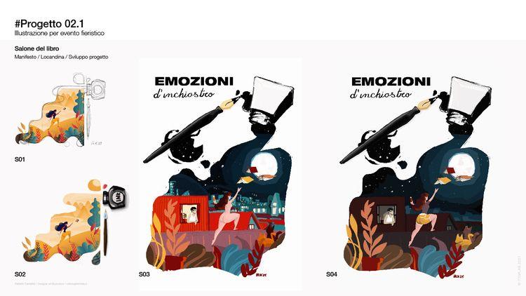 PORTFOLIO 2020 / Illustrazione  - itemlab_designstudio   ello