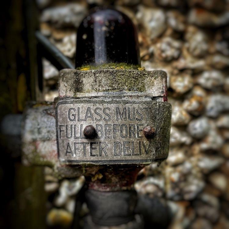 Glass Full - photography, square - davidhawkinsweeks | ello