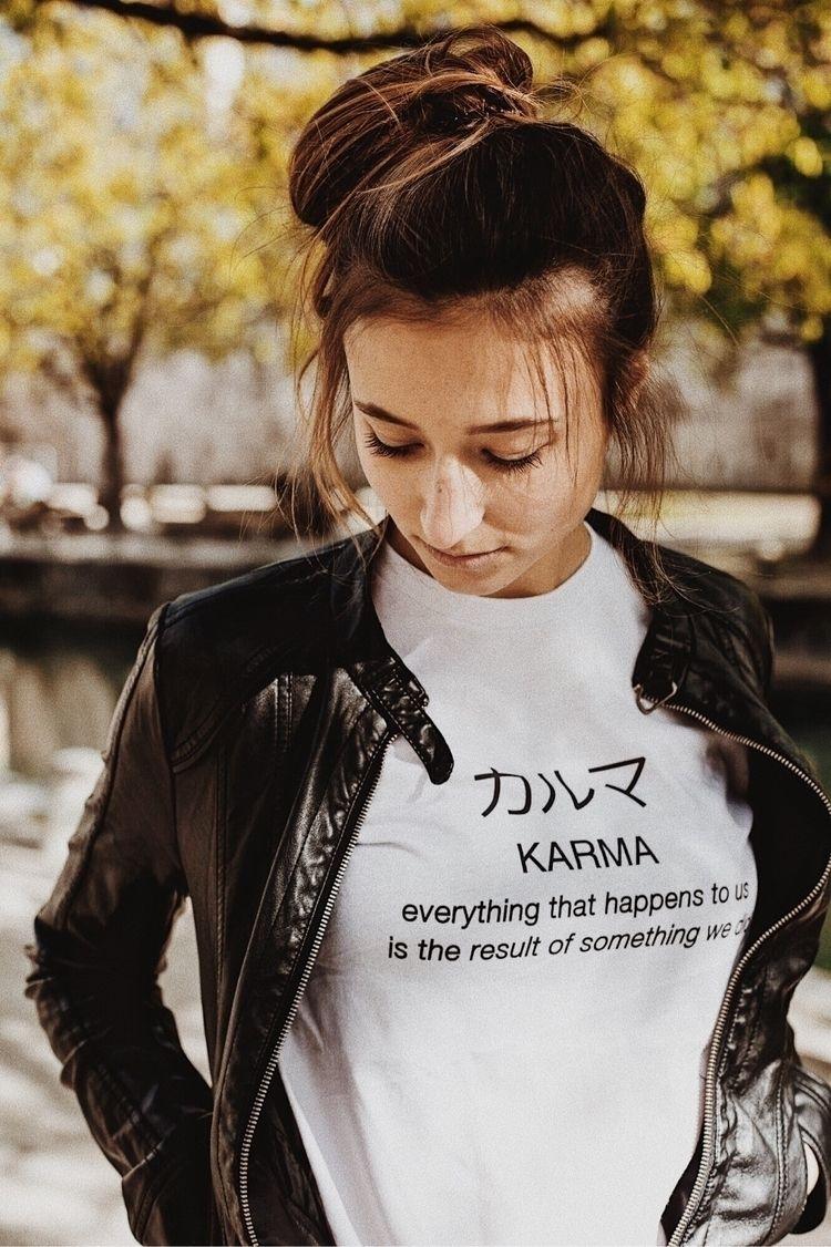 KARMA - youdecidewhoyouare | ello