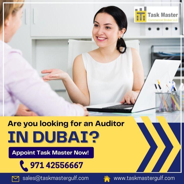 auditor Dubai contact Taskmaste - taskmaster | ello