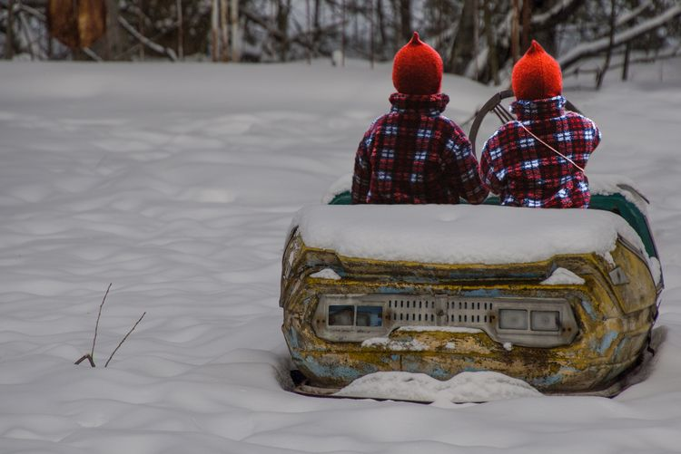 twins - bumper car based photos - haenk | ello