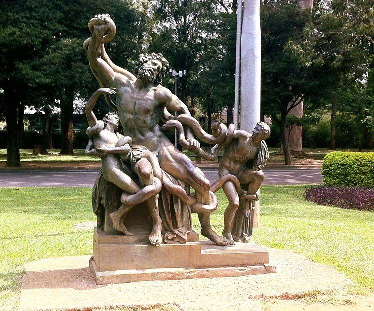 reproduction sculpture Laocoont - antoniomg   ello