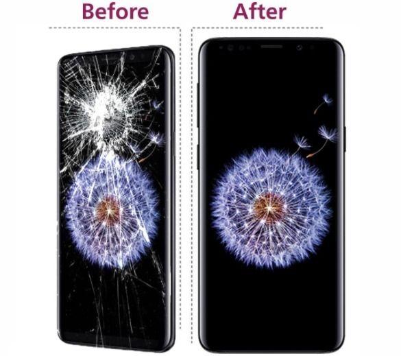 Samsung S9 screen broken? undou - brandlablondonlimited | ello