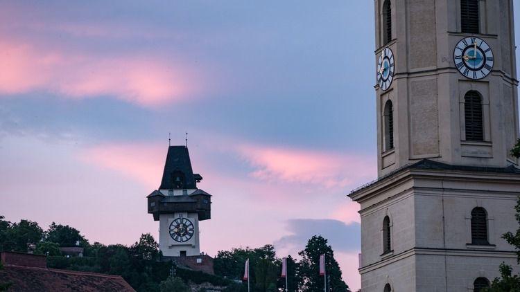 Der Schlossberg Graz von der Te - marcstipsits | ello