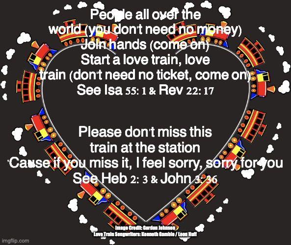 Love Train - oneaccord   ello