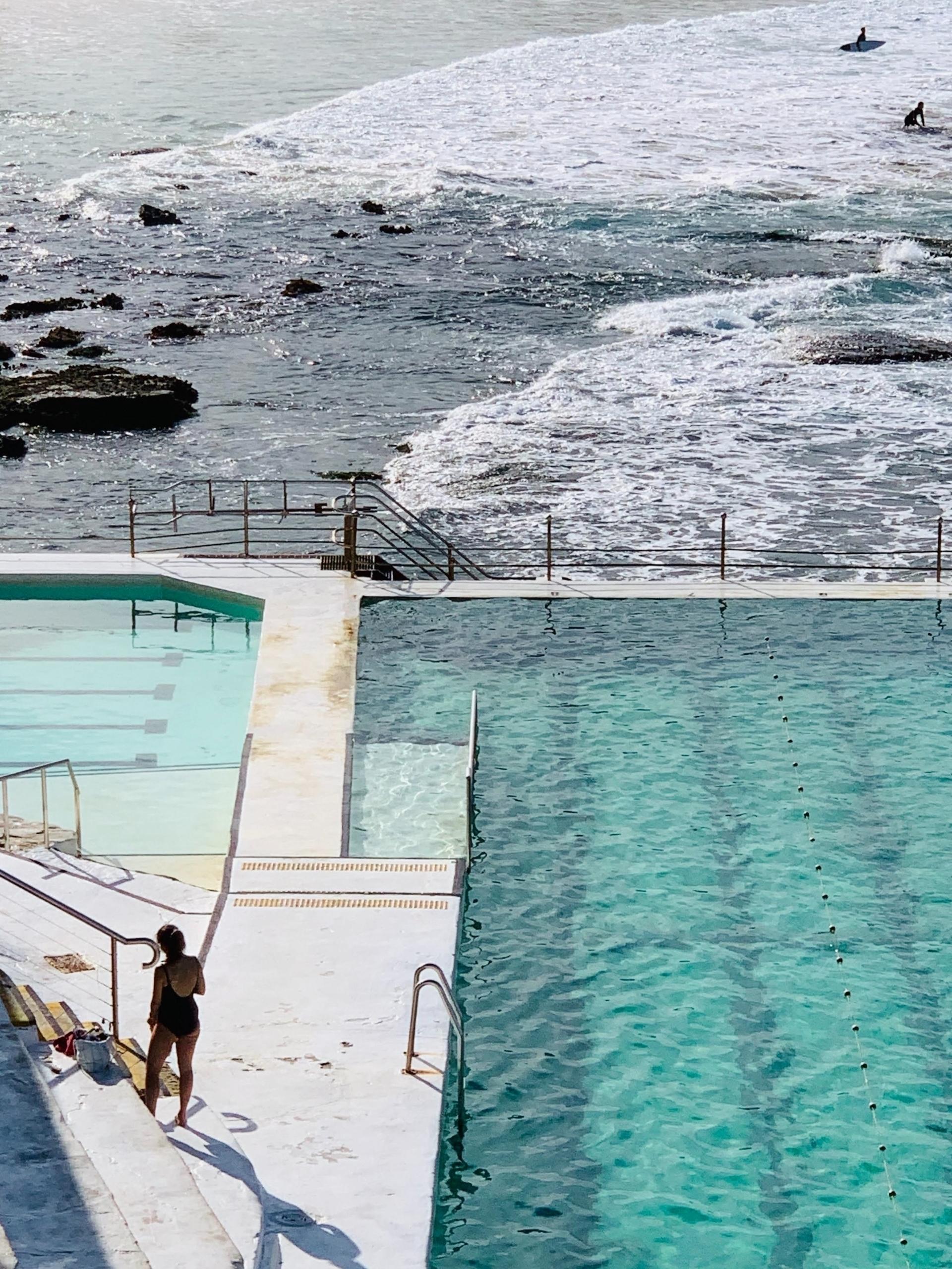 Bondi Icebergs Pool / Beach Syd - bybianca   ello