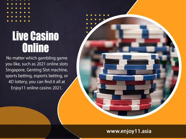 Live Cas1n0 Online Enjoy11 Sing - enjoy11asia | ello