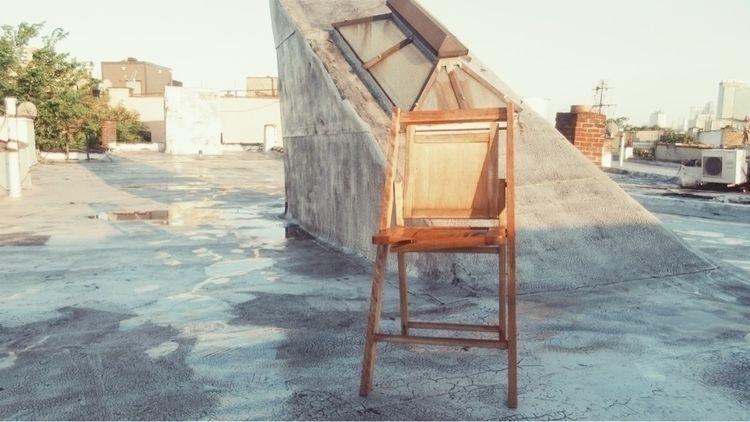 Card Player Human Chair Series  - trevor_brown_artist   ello