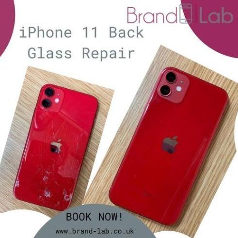 Glass iPhone 11 replaced? Brand - brandlablondonlimited | ello