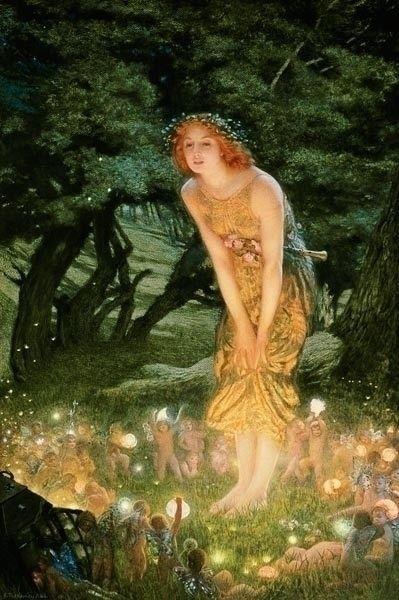 Midsummer Eve - Edward Robert H - jolandasdreamworld | ello
