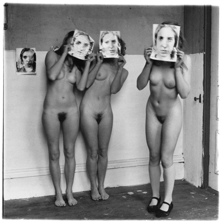Francesca Woodman, Model, Provi - romporn   ello