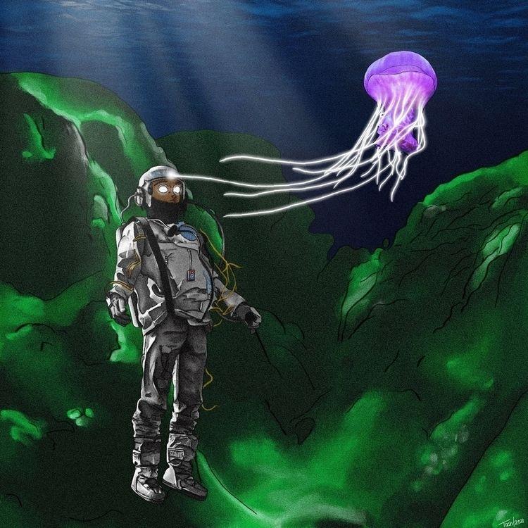 astronautintheocean - theartflows   ello