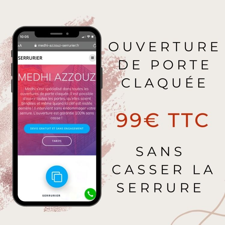 Serrurier Paris 9 pas cher pour - medhiazzouzparis13 | ello