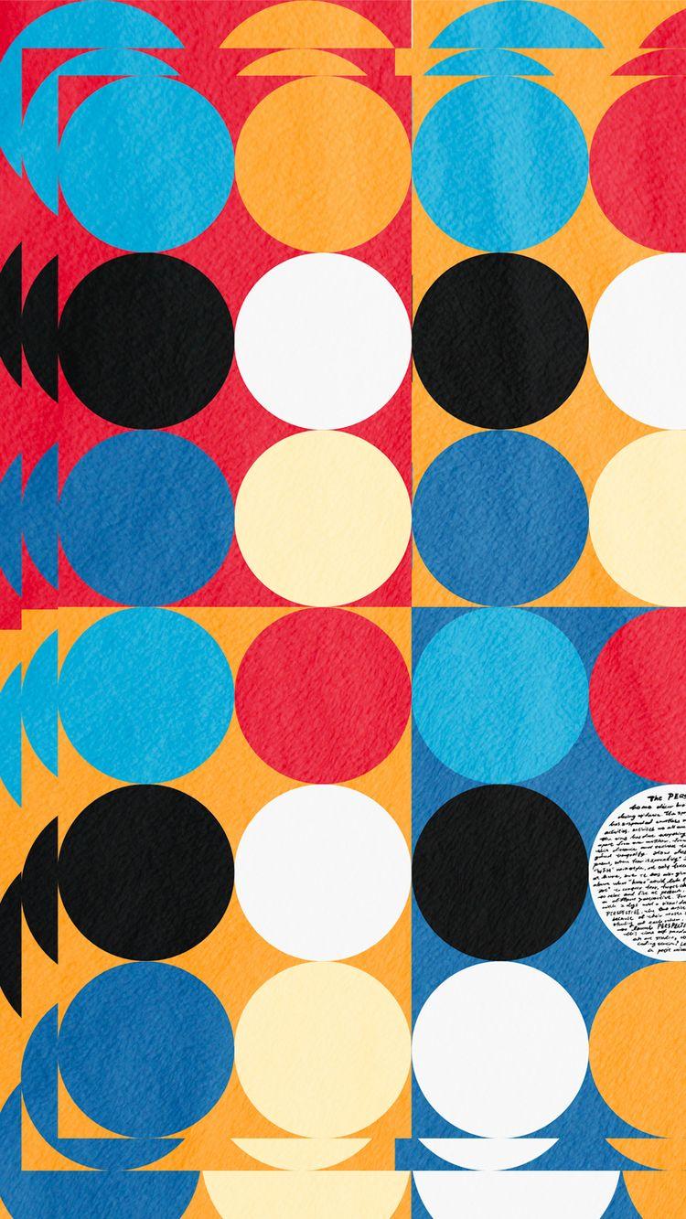 color, modern, geometry, art - chenshane | ello