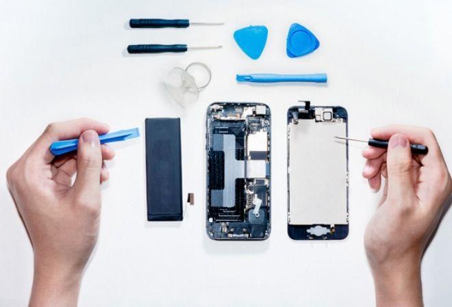 Google Pixel 2XL screen broken - smartphonerepairuk | ello