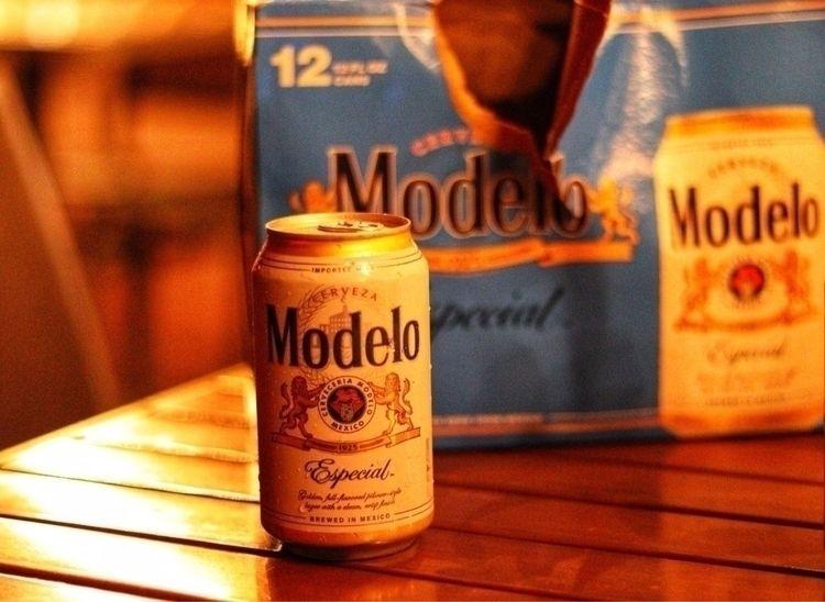 modelo, beer, beercan - johnnycash82 | ello