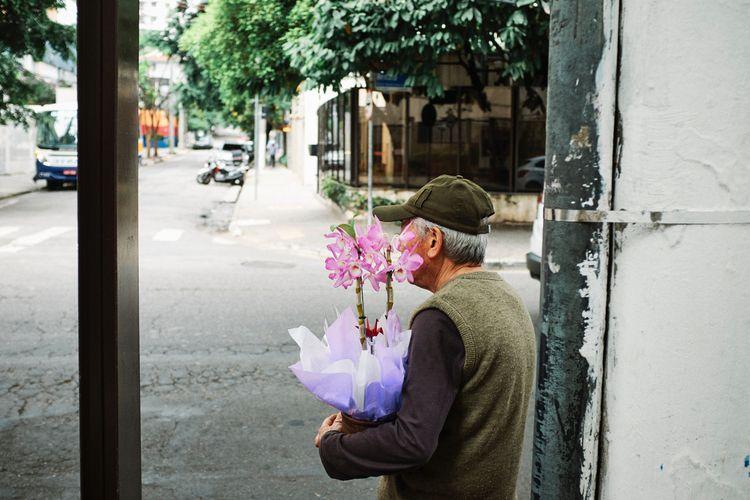 streetphoto, saopaulo, flowers - chicomitre | ello