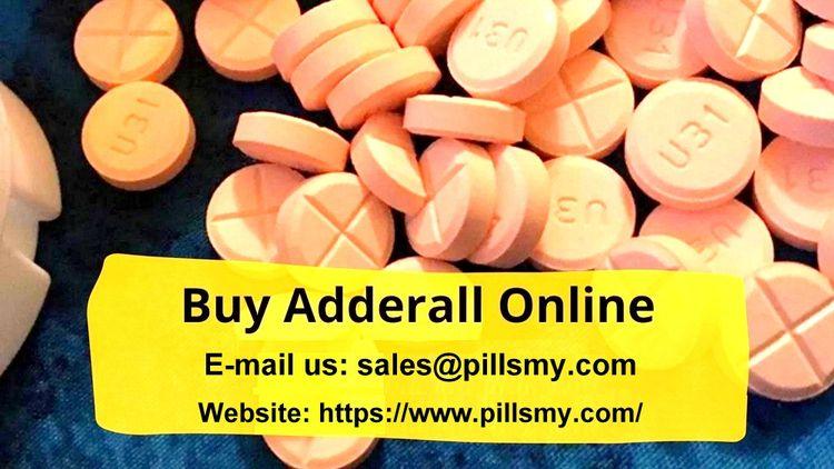 Buy Adderall 30mg Pills Online  - pillsmy | ello