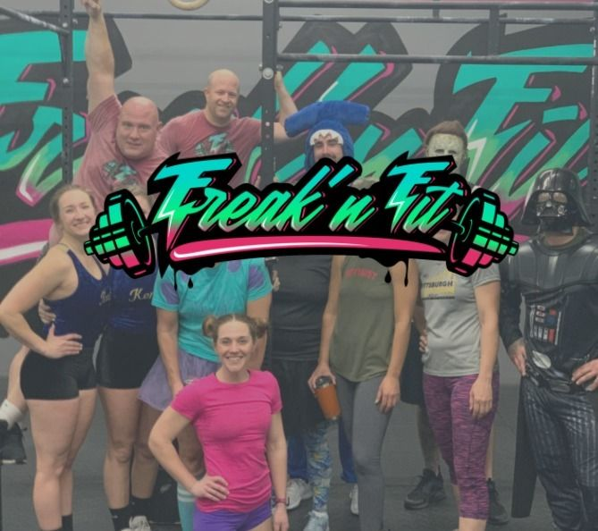 Fit Wexford, PA, group training - freaknfit   ello