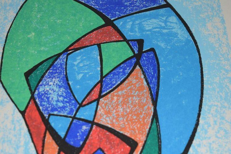 effective work Lithograph Art s - mike-keenans | ello