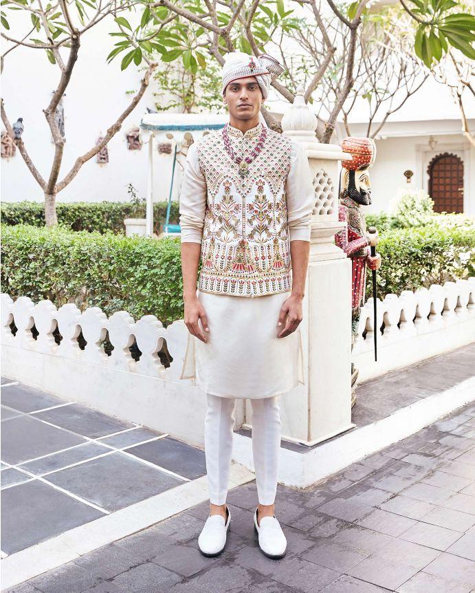 Buy Sherwani Men Falguni Shane  - noha87 | ello