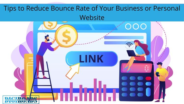 Tips Reduce Bounce Rate Busines - ridhiaggarwaldigi   ello