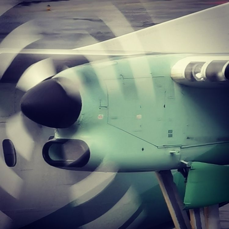 Widerøe airplane art starting p - stigergutt | ello
