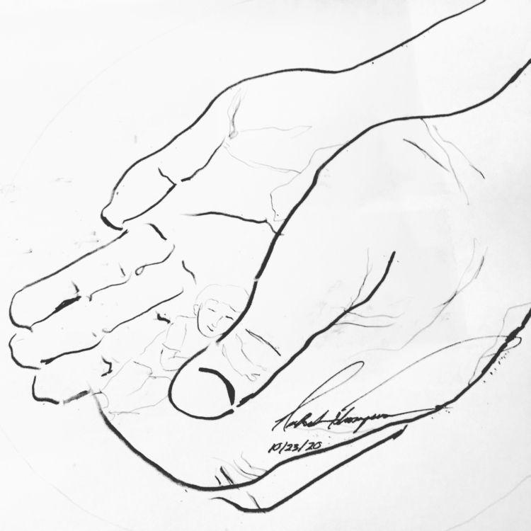 Safe Hands - loveartwonders   ello