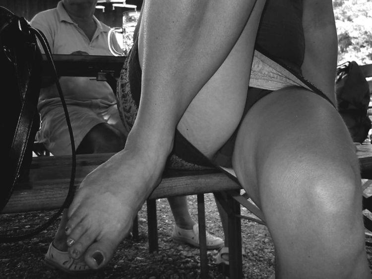 Biergarten - snapshot, nudephotography - obscure63   ello