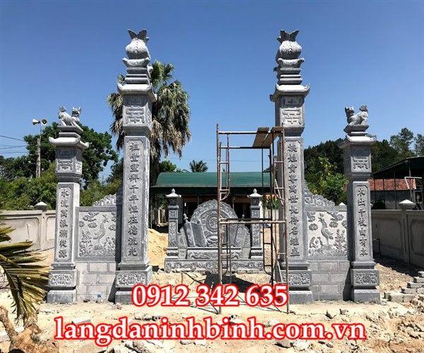 Chiêm ngưỡng các mẫu cổng đá nh - langdaninhbinh635 | ello
