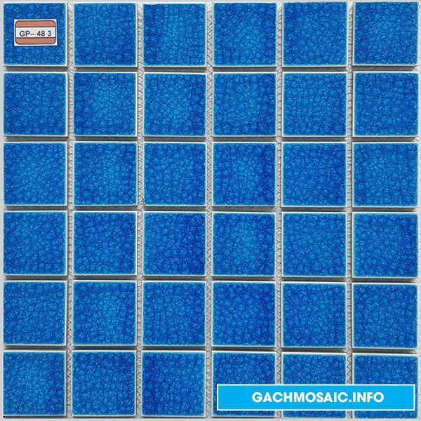 Mẫu gạch mosaic gốm GP - 48 3 G - gachmosaicinfo1   ello