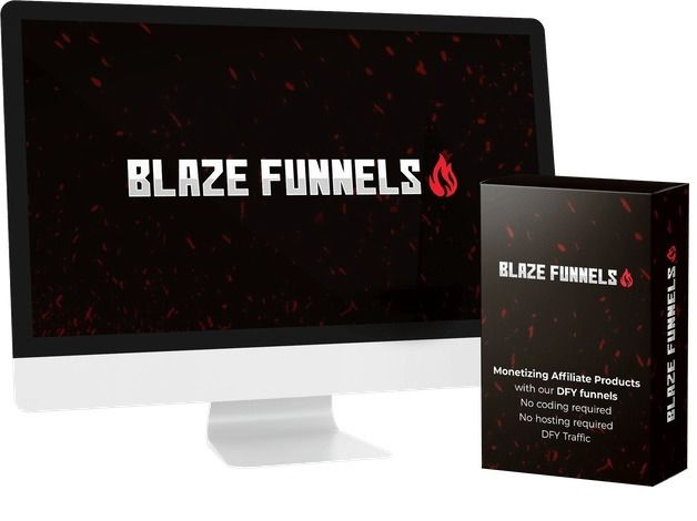 BlazeFunnels funnel builder sof - myimworld | ello