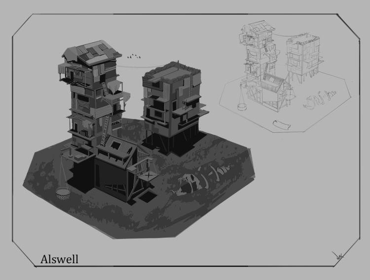 IP development - Allswell - scribblescratched   ello