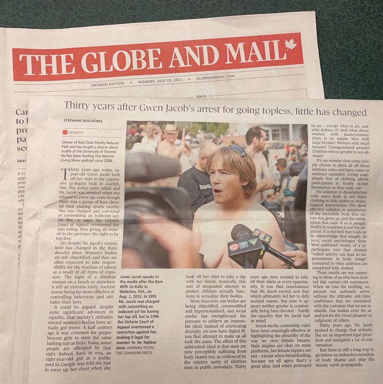 Globe Mail: years Gwen arrest t - bareoaks | ello