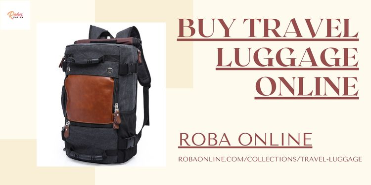 Buy Travel luggage online price - robaonline | ello