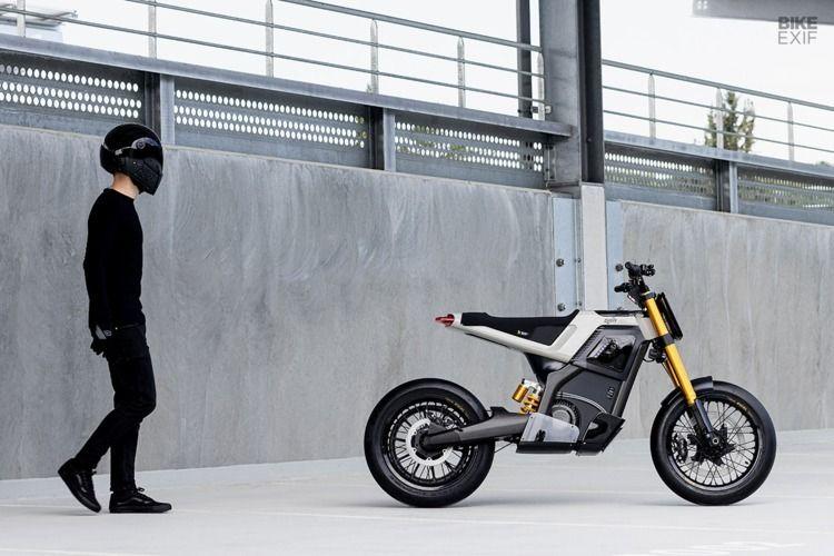 DAB Motors electric, à la franç - ellomotorcycles | ello