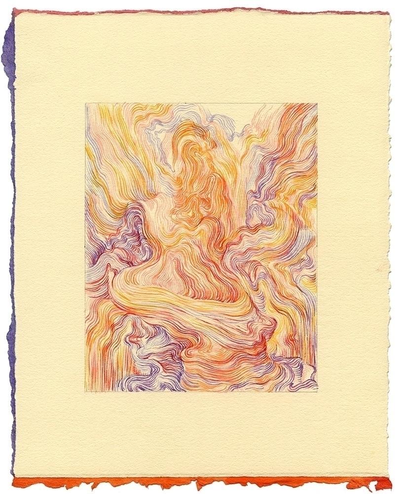 Rip XV Watercolor paper, 8x10″  - jacobvanloon   ello