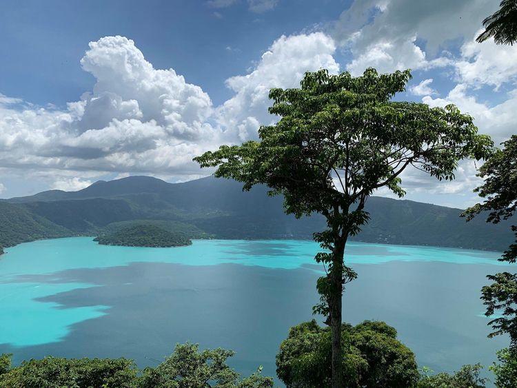 Lago de Coatepec. El Salvador - juanka228   ello