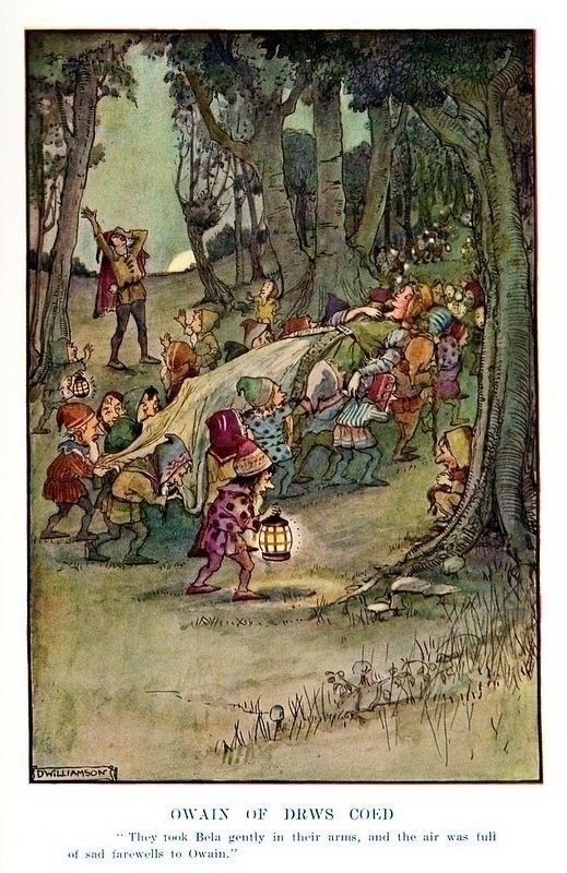 Tales Ancient Wales Bernard Hen - jolandasdreamworld   ello
