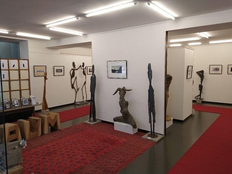Exhibition Sculptor Richard Bod - eleni_be | ello