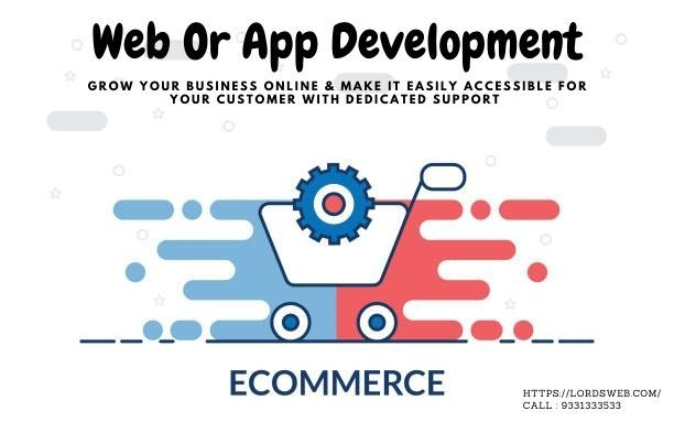 Build manage eCommerce developm - lordsweb | ello