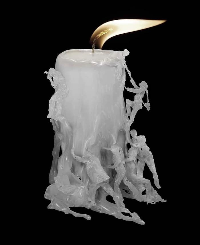 Sculptor: Ferdi Rizkiyanto cand - leftrevolution | ello