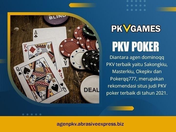 PKV Poker Online Game adalah ca - abrasiveexpress | ello