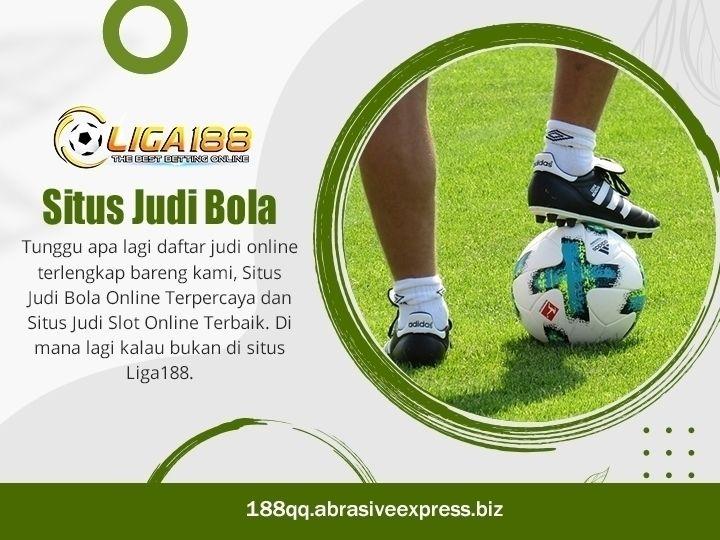 Situs Judi Bola Online Jika And - abrasiveexpress | ello